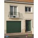Porte de garage sectionnelle novoferm ISO 45 manuelle en kit