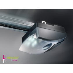 Porte sectionnelle ISO 45 manuelle sans nervures sur mesures